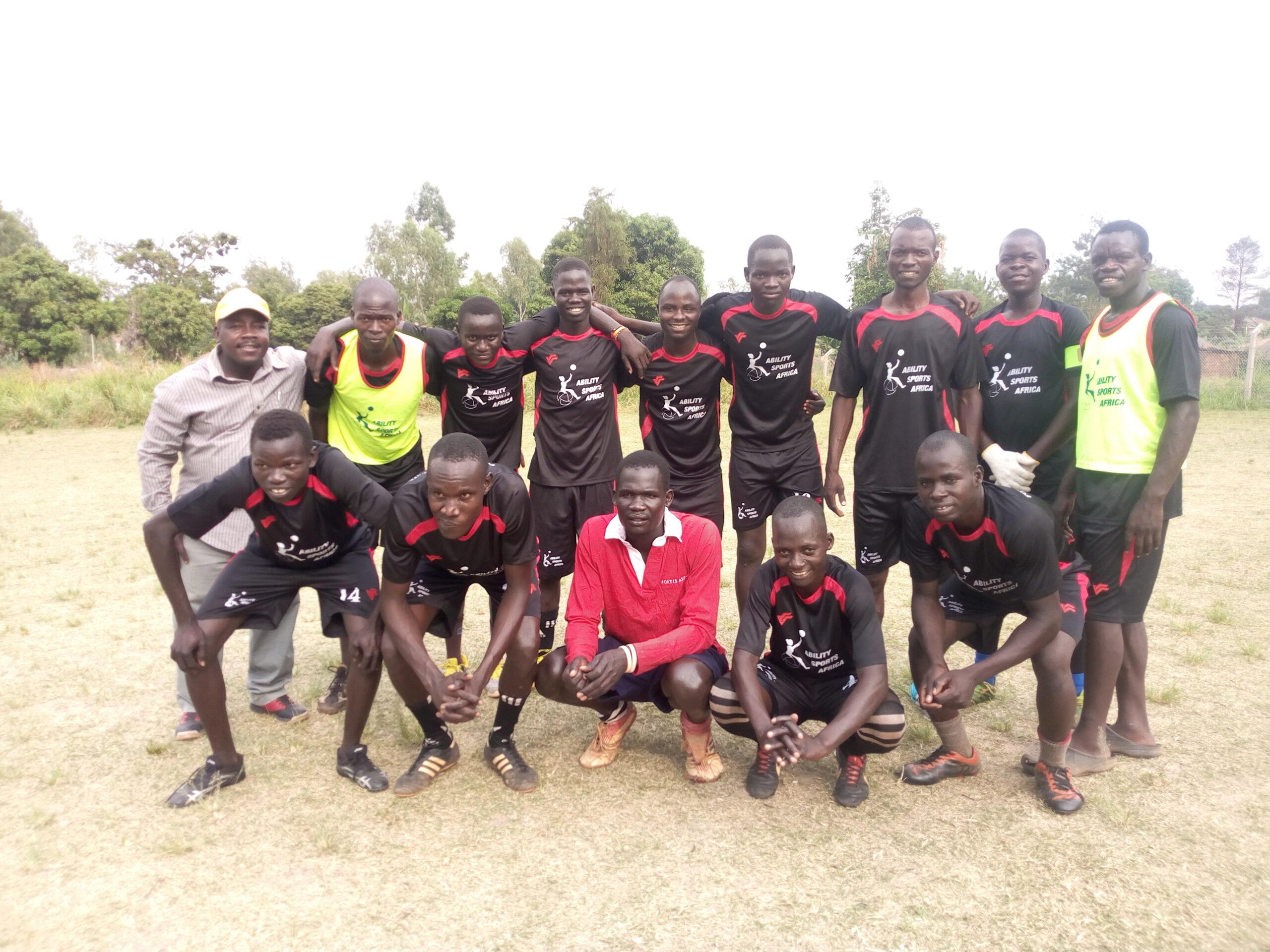 Deaf Football Team